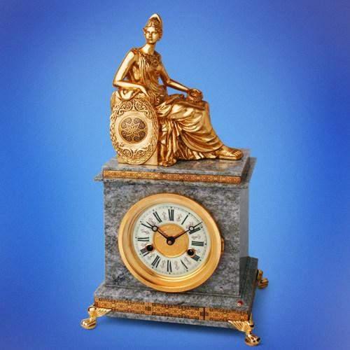 Часы настольные АФИНА ПАЛЛАДА (Credan)