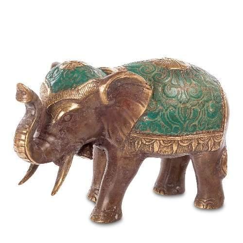 """Статуэтка """"Знающий Слон"""""""
