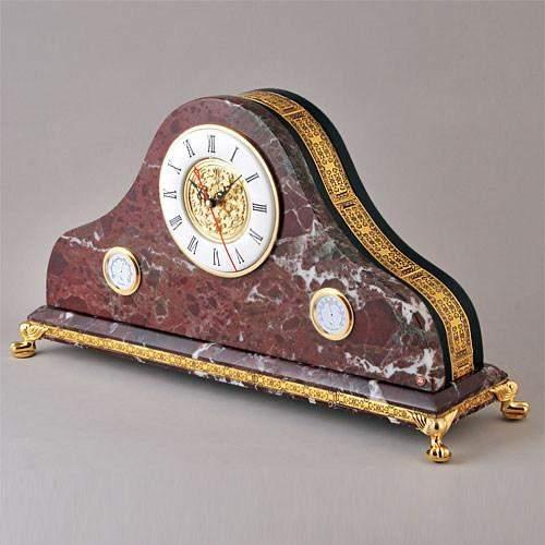 Каминные часы КОЛЛЕКЦИОНЕРА (Credan)