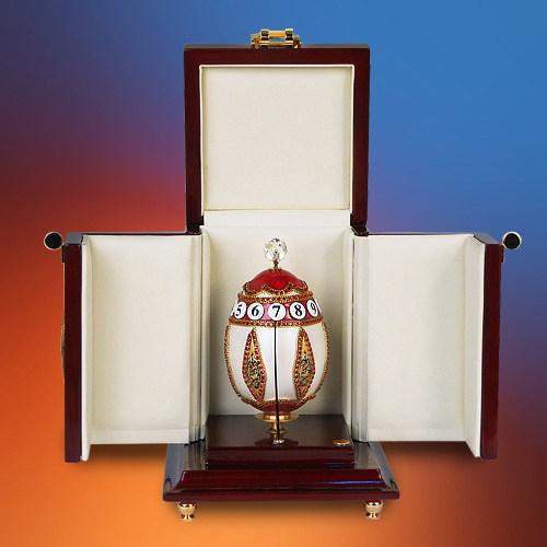 Часы-шкатулка ЗОЛОТОЙ МЕРИДИАН (Credan)